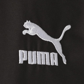 Thumbnail 3 of CHECK WOVEN TRACK JACKET, Puma Black-check, medium-JPN