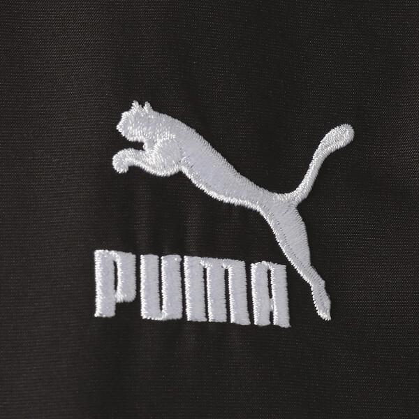 CHECK WOVEN TRACK JACKET, Puma Black-check, large-JPN