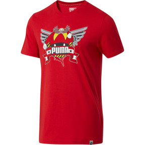 Thumbnail 1 of PUMA x SEGA Dr. Eggman Tee, Chinese Red, medium