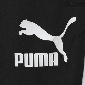 Thumbnail 7 of ICONIC T7 ウーブン トラックパンツ, Puma Black, medium-JPN