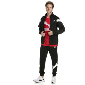 Thumbnail 5 of ICONIC MCS トラックジャケット, Puma Black, medium-JPN
