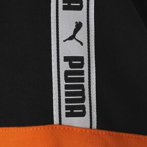 Thumbnail 10 of PUMA XTG クルースウェット, Cotton Black, medium-JPN
