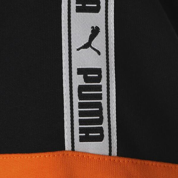 PUMA XTG クルースウェット, Cotton Black, large-JPN