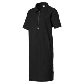 Thumbnail 1 of DOWNTOWN ウィメンズ ドレス, Puma Black, medium-JPN