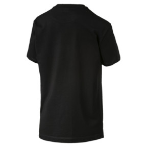 Thumbnail 4 of CLASSICS ロゴ ウィメンズ SS Tシャツ (半袖), Cotton Black-metal, medium-JPN