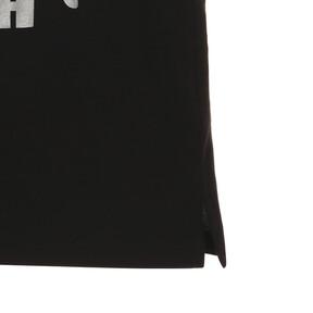 Thumbnail 8 of CLASSICS ロゴ ウィメンズ SS Tシャツ (半袖), Cotton Black-metal, medium-JPN