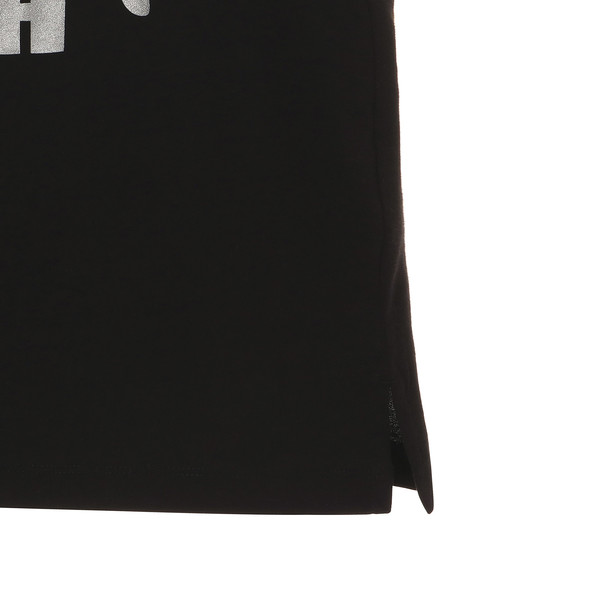 CLASSICS ロゴ ウィメンズ SS Tシャツ (半袖), Cotton Black-metal, large-JPN