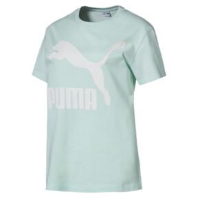 CLASSICS ロゴ ウィメンズ SS Tシャツ 半袖