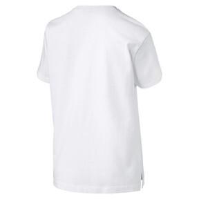 Thumbnail 4 of CLASSICS ロゴ ウィメンズ SS Tシャツ (半袖), Puma White-metal, medium-JPN