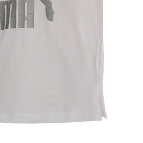 Thumbnail 8 of CLASSICS ロゴ ウィメンズ SS Tシャツ (半袖), Puma White-metal, medium-JPN