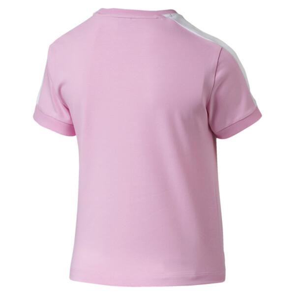 CLASSICS タイト ウィメンズ SS Tシャツ (半袖), Pale Pink, large-JPN