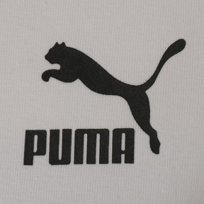 Thumbnail 6 of CLASSICS タイト ウィメンズ SS Tシャツ (半袖), Puma White-black, medium-JPN