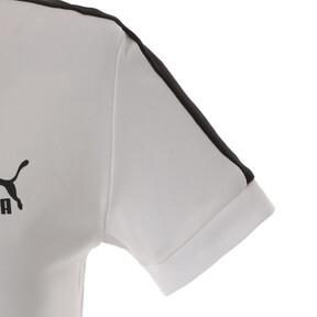 Thumbnail 7 of CLASSICS タイト ウィメンズ SS Tシャツ (半袖), Puma White-black, medium-JPN