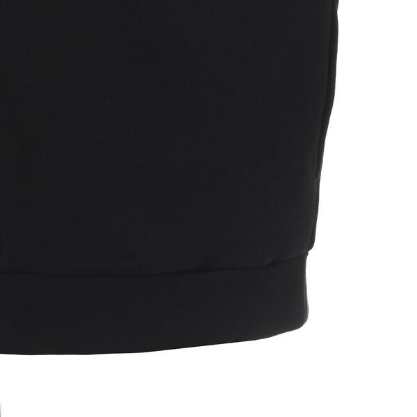 CLASSICS ウィメンズ ロゴ フーディスウェット, Cotton Black-metal, large-JPN