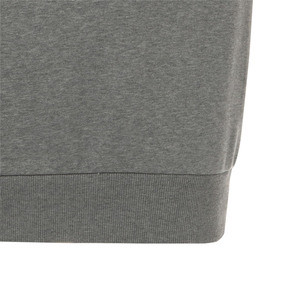 Thumbnail 8 of CLASSICS ロゴ クルースウェット, Medium Gray Heather, medium-JPN