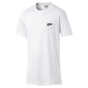 Thumbnail 1 of GRAPHIC MULTIPLE LOGO SS Tシャツ (半袖), Puma White, medium-JPN
