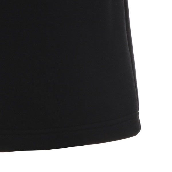 FIERCE CAT スウェットショーツ, Cotton Black, large-JPN