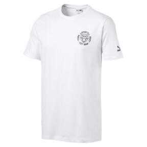Thumbnail 1 of GRAPHIC VINTAGE CAT SS Tシャツ (半袖), Puma White, medium-JPN