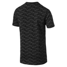 Thumbnail 2 of GRAPHIC RETRO SPORTS AOP SS Tシャツ (半袖), Cotton Black, medium-JPN