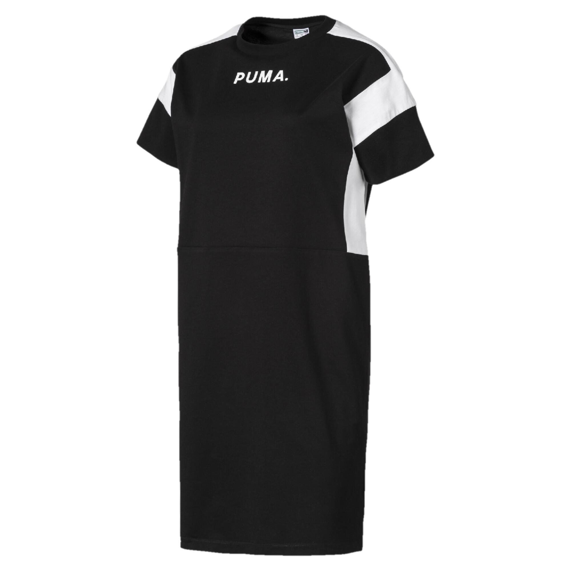 【プーマ公式通販】 プーマ CHASE ウィメンズ ドレス ウィメンズ Cotton Black |PUMA.com