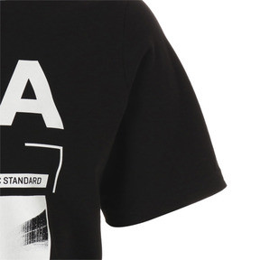 Thumbnail 4 of GRAPHIC EPOCH PHOTO SS Tシャツ (半袖), Cotton Black, medium-JPN