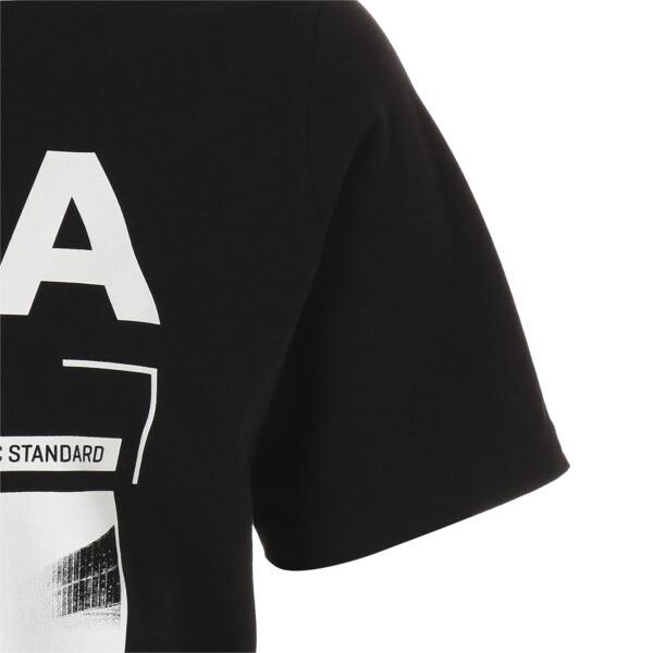 GRAPHIC EPOCH PHOTO SS Tシャツ (半袖), Cotton Black, large-JPN