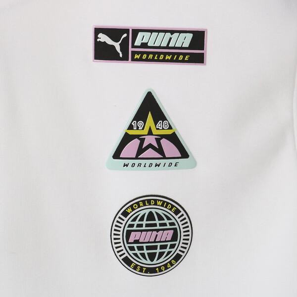 TZ ウィメンズ フーディ, Puma White, large-JPN