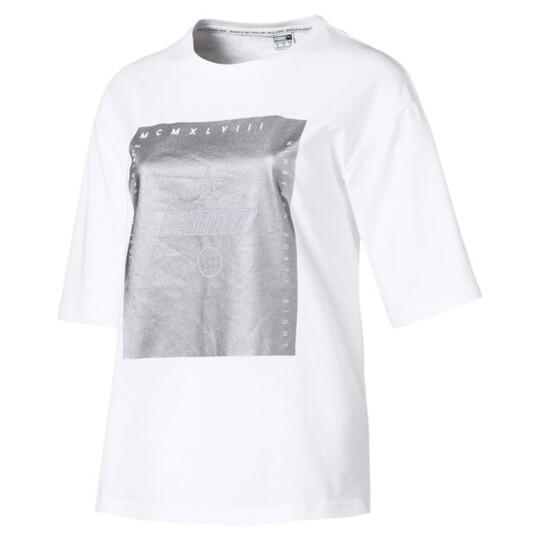 TZ ウィメンズ SS Tシャツ