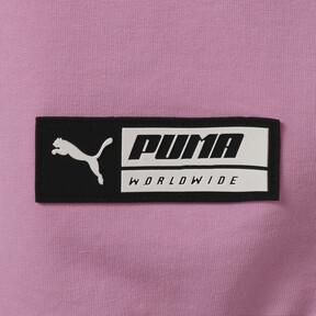 Thumbnail 6 of TZ ウィメンズ ロングクルー, Pale Pink, medium-JPN