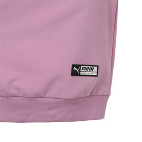 Thumbnail 8 of TZ ウィメンズ ロングクルー, Pale Pink, medium-JPN