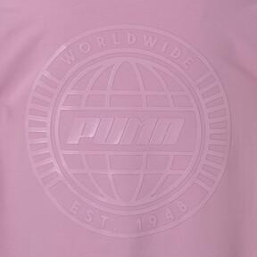 Thumbnail 9 of TZ ウィメンズ ロングクルー, Pale Pink, medium-JPN
