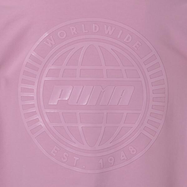 TZ ウィメンズ ロングクルー, Pale Pink, large-JPN
