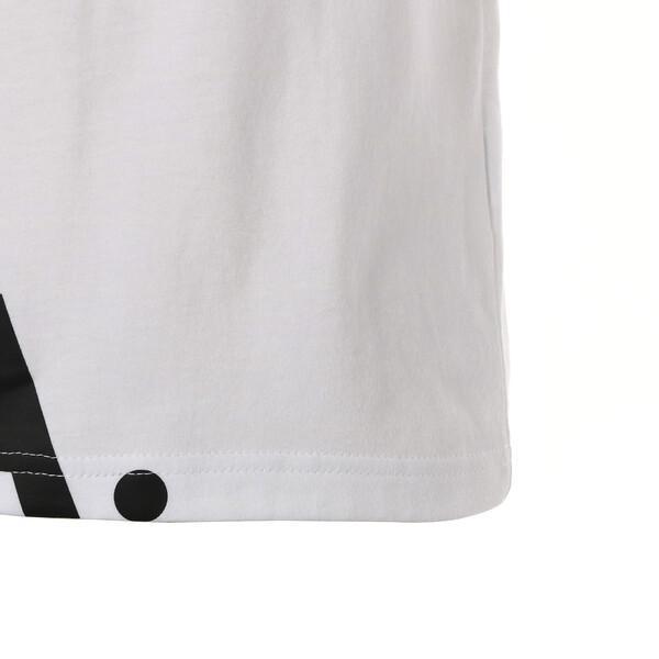 CHASE ウィメンズ SS Tシャツ 半袖, Puma White, large-JPN
