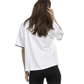 Thumbnail 3 of CHASE ウィメンズ SS Tシャツ 半袖, Puma White, medium-JPN