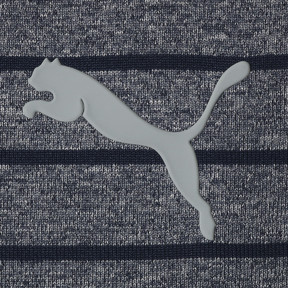 Thumbnail 3 of ゴルフ ローテーション ストライプ ポロシャツ (半袖), Peacoat, medium-JPN