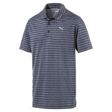 ゴルフ ローテーション ストライプ ポロシャツ