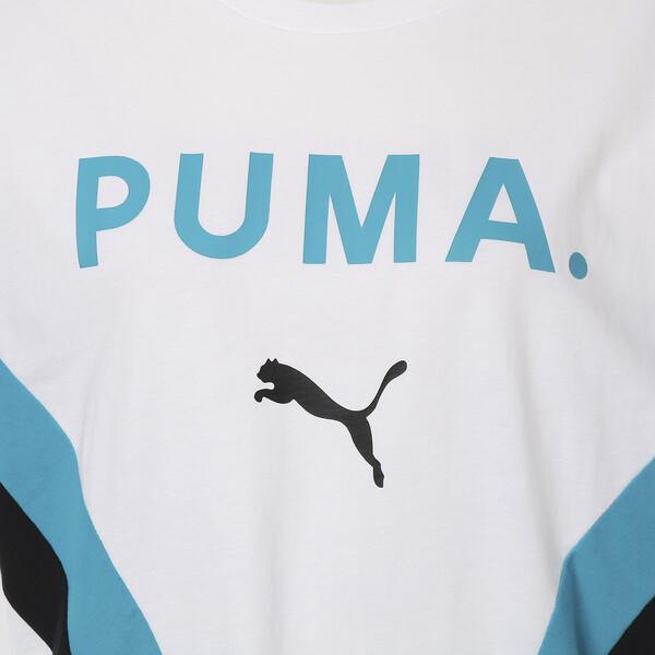 CHASE ウィメンズ LS トップ (長袖), Puma White, large-JPN