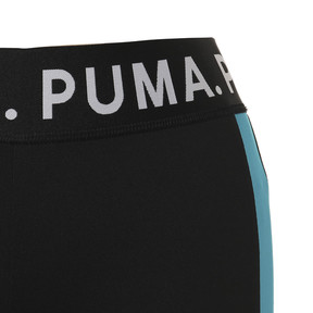Thumbnail 7 of CHASE ウィメンズ レギンス, Puma Black-Caribbean Sea, medium-JPN
