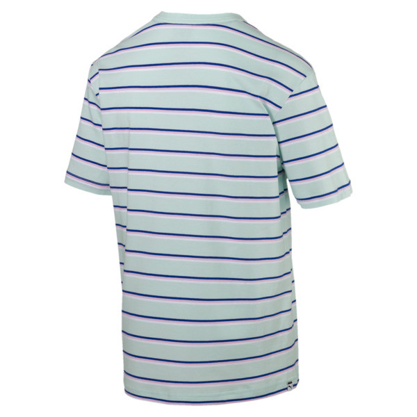 DOWNTOWN SS Tシャツ 半袖, Fair Aqua, large-JPN