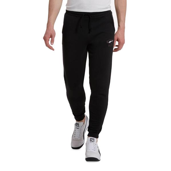 Last Dayz Men's Sweatpants, LGH-Puma Black, large