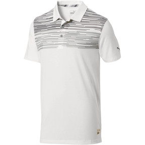 Thumbnail 1 of Pin High Men's Polo, QUIET SHADE, medium