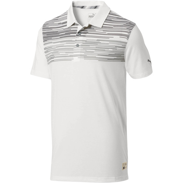 Pin High Men's Polo, QUIET SHADE, large