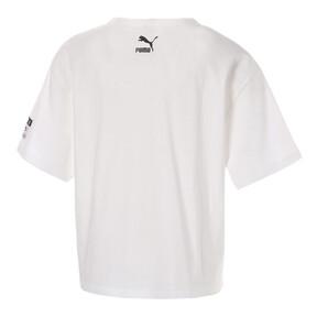 Thumbnail 7 of 90S RETRO ウィメンズ SS Tシャツ (半袖), Puma White, medium-JPN