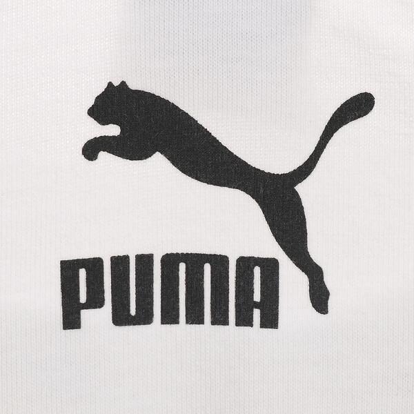 90S RETRO ウィメンズ SS Tシャツ (半袖), Puma White, large-JPN
