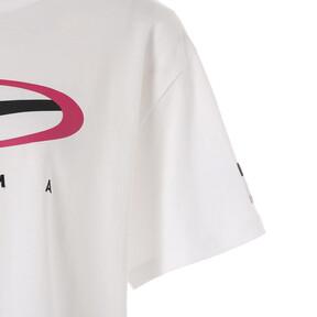 Thumbnail 2 of 90S RETRO ウィメンズ SS Tシャツ (半袖), Puma White, medium-JPN