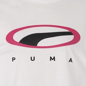 Thumbnail 4 of 90S RETRO ウィメンズ SS Tシャツ (半袖), Puma White, medium-JPN