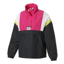 90S RETRO ウィメンズ ウーブン ヘッドスルー ジャケット