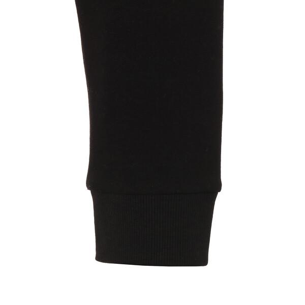 90S RETRO ウィメンズ クルースウェット, Cotton Black, large-JPN