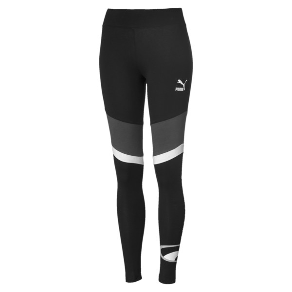 29f69b93a51587 Archive '90s Retro Women's Leggings | Cotton Black-1 | PUMA Do You ...