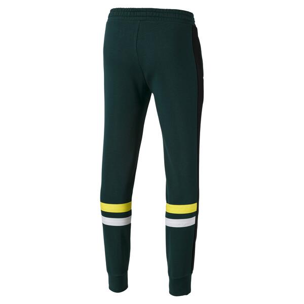 Pantalon en sweat avec bordure pour homme, Ponderosa Pine, large